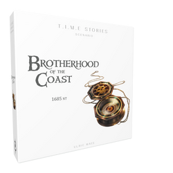 TIME Stories: Brotherhood of the Coast Expansion Board Game - Macronova Games
