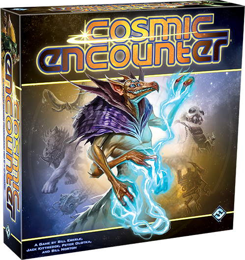 Cosmic Encounter 42nd Anniversary Edition Board Game - Macronova Games