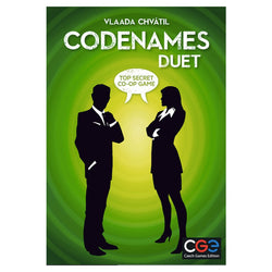 Codenames Duet Board Game - Macronova Games
