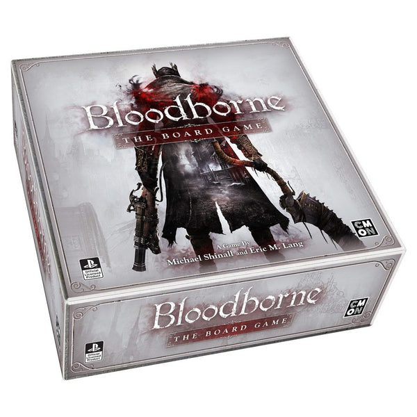 Bloodborne The Board Game