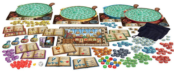 The Quacks of Quedlinburg Board Game - Macronova Games