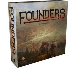 Founders of Gloomhaven Board Game - Macronova Games