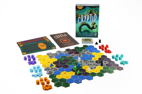 Cryptid Board Game - Macronova Games