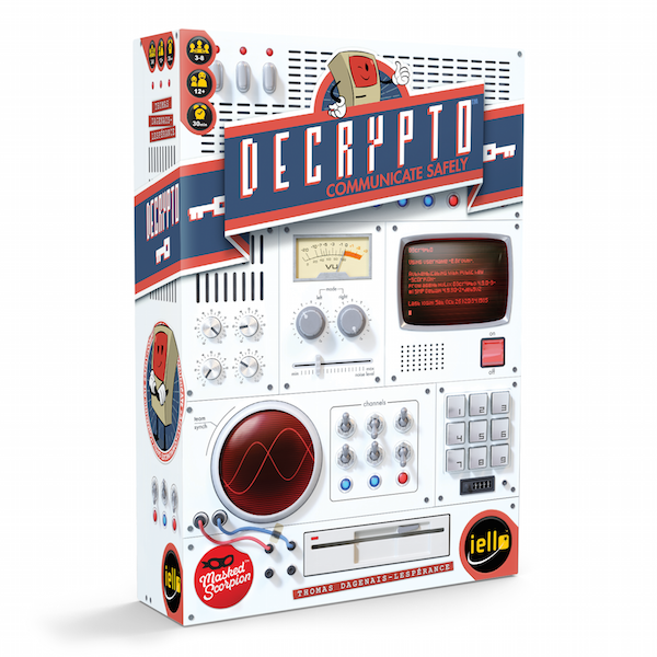 Decrypto Board Game - Macronova Games