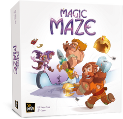 Magic Maze Board Game - Macronova Games