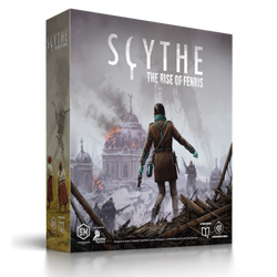 Scythe: The Rise of Fenris Board Game - Macronova Games