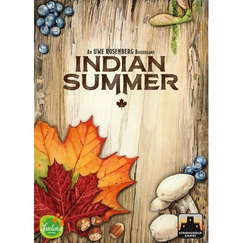 Indian Summer Board Game - Macronova Games