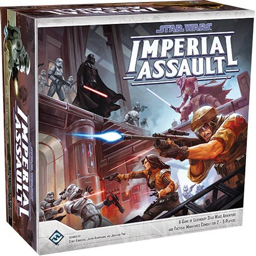 Star Wars: Imperial Assault Board Game - Macronova Games