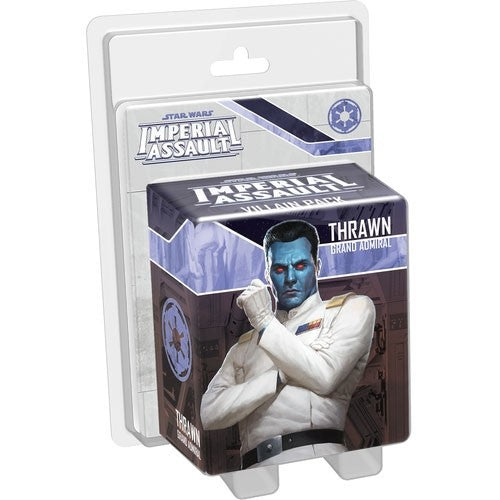 Star Wars: Imperial Assault - Thrawn Villain Pack Board Game - Macronova Games