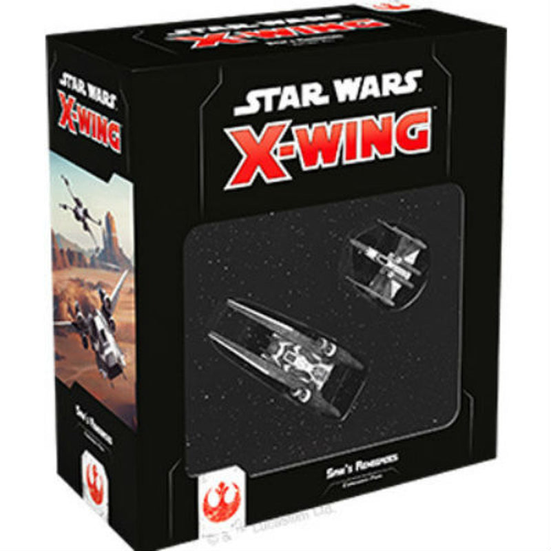 Star Wars X-Wing: 2nd Edition - Saw's Renegades Expansion Pack Board Game - Macronova Games