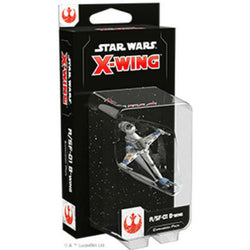Star Wars X-Wing: 2nd Edition - A/SF-01 B-Wing Expansion Pack Board Game - Macronova Games