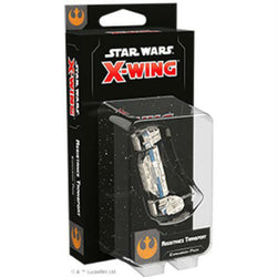 Star Wars X-Wing: 2nd Edition - Resistance Transport Expansion Pack Board Game - Macronova Games