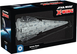 Star Wars X-Wing: 2nd Edition - Imperial Raider Expansion Pack Board Game - Macronova Games