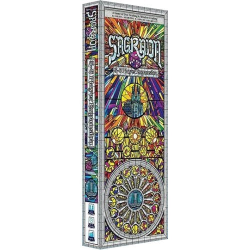 Sagrada: 5 & 6 Player Expansion Board Game - Macronova Games