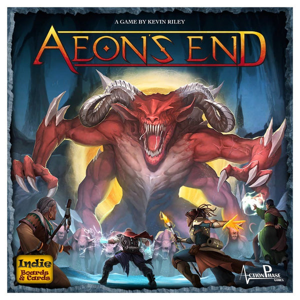 Aeon's End Board Game - Macronova Games