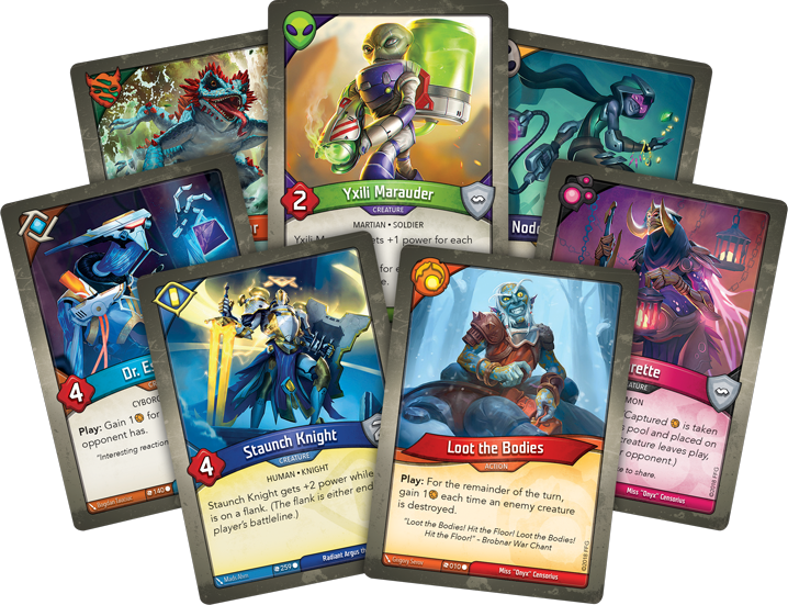 KeyForge: Call of the Archons Deck Board Game - Macronova Games