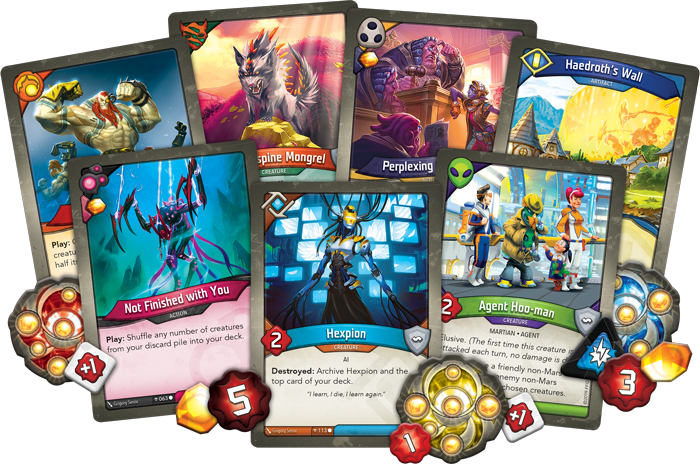 KeyForge: Age of Ascension - Archon Deck Board Game - Macronova Games