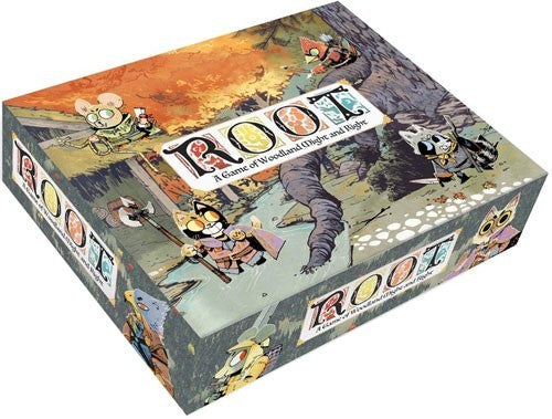 Root Board Game - Macronova Games