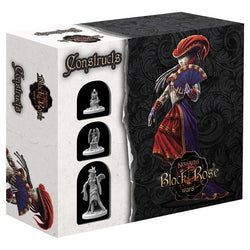 Black Rose Wars: Summonings: Constructs Board Game - Macronova Games