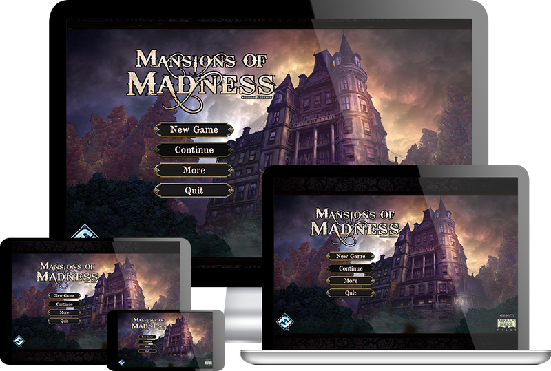 Mansions of Madness: Second Edition Board Game - Macronova Games