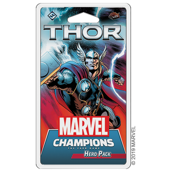 Marvel Champions: Thor Hero Pack Board Game - Macronova Games