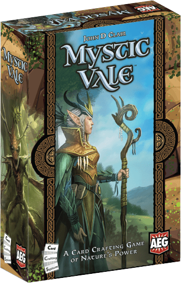 Mystic Vale Board Game - Macronova Games