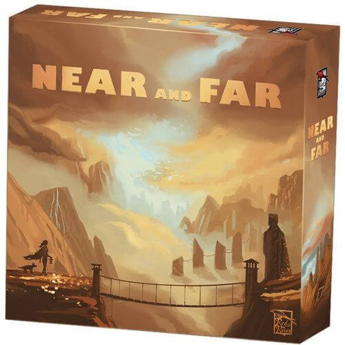 Near and Far Board Game - Macronova Games