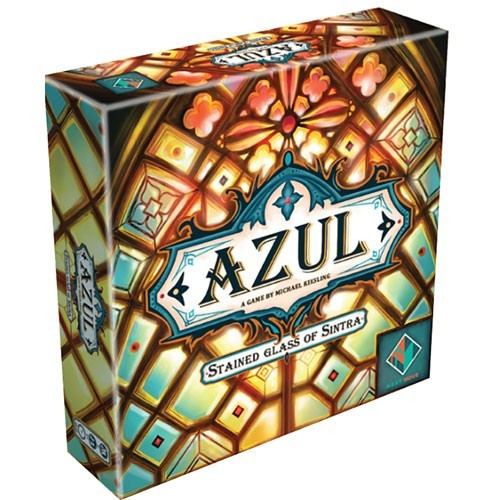 Azul - Stained Glass of Sintra Board Game - Macronova Games