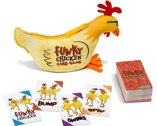 Funky Chicken Board Game - Macronova Games