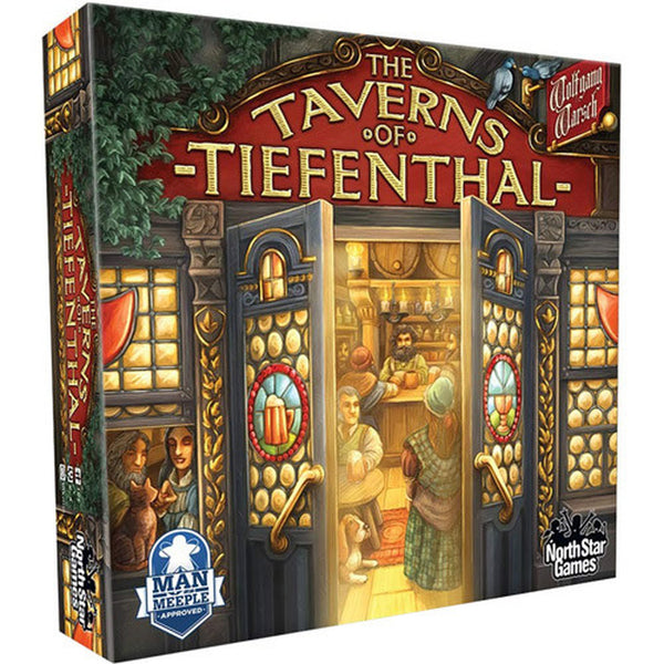 Taverns of Tiefenthal Board Game - Macronova Games