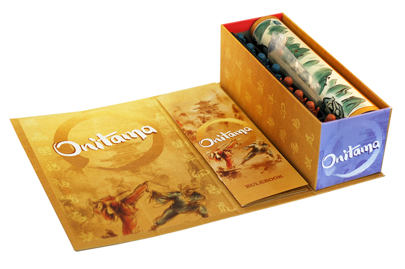 Onitama Board Game - Macronova Games