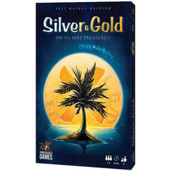 Silver & Gold Board Game - Macronova Games