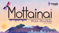 Mottainai: Wutai Mountain Board Game - Macronova Games