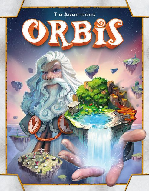 Orbis Board Game - Macronova Games