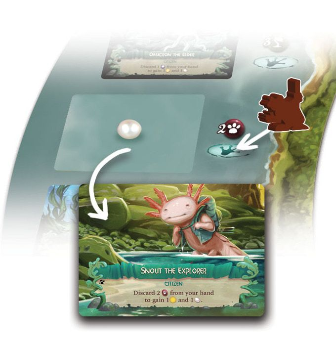 Everdell: Pearlbrook Board Game - Macronova Games