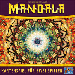 Mandala Board Game - Macronova Games