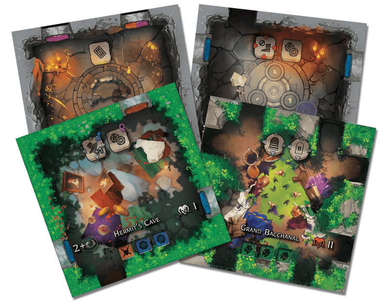 Dungeonology: The Expedition Board Game - Macronova Games