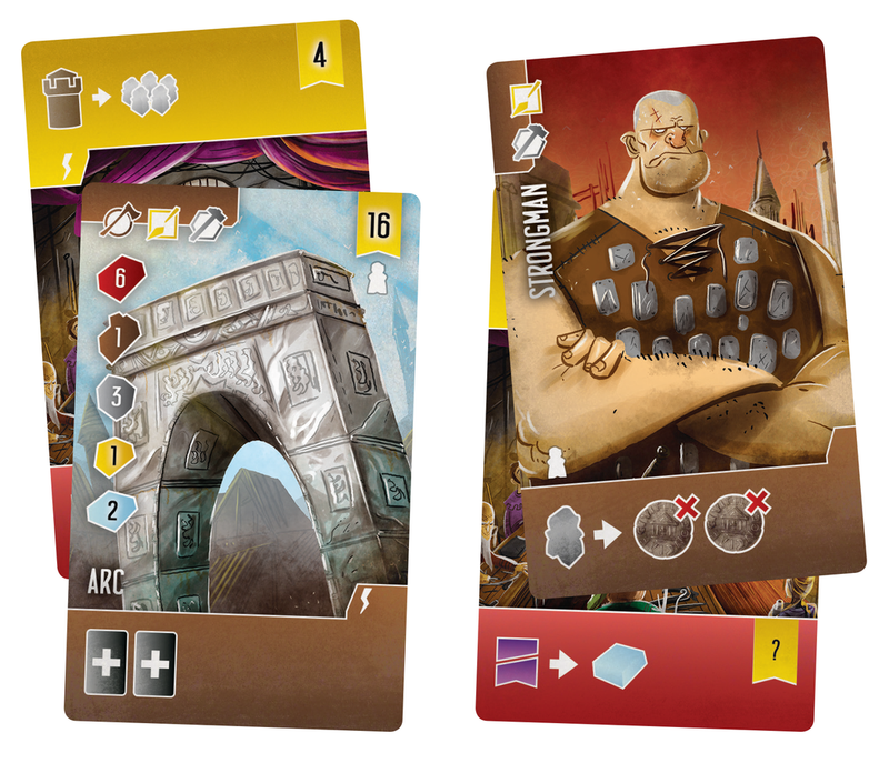 Architects of the West Kingdom: Age of Artisans Board Game - Macronova Games