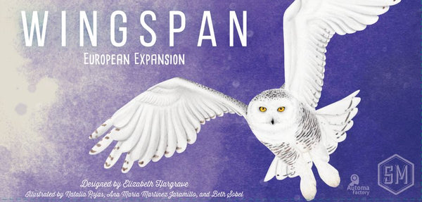 Wingspan: European Expansion Board Game - Macronova Games