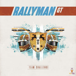 Rallyman: GT - Team Challenge Board Game - Macronova Games