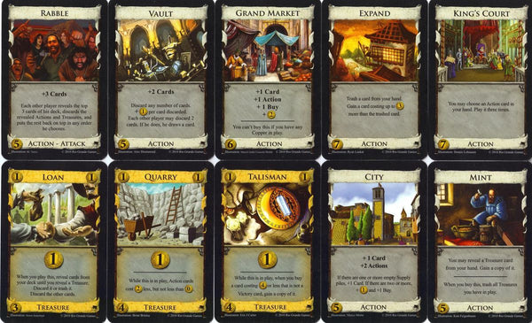 Dominion: Prosperity Board Game - Macronova Games