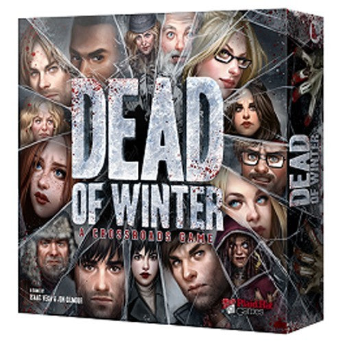 Dead of Winter: A Crossroads Game Board Game - Macronova Games