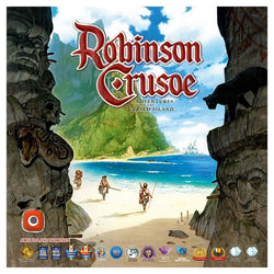 Robinson Crusoe: Adventures on the Cursed Island 2nd Edition Board Game - Macronova Games