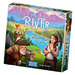 The River Board Game - Macronova Games