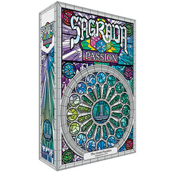 Sagrada: Passion Expansion Board Game - Macronova Games