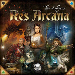Res Arcana Board Game - Macronova Games