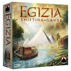 Egizia: Shifting Sands Board Game - Macronova Games