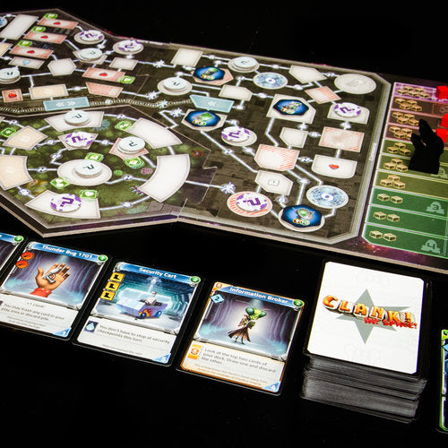 Clank! In! Space! Board Game - Macronova Games