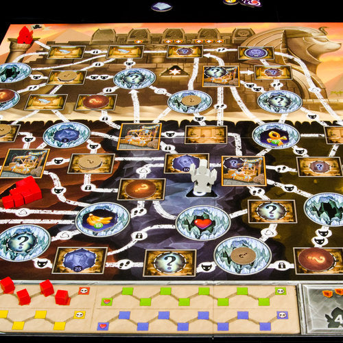 Clank! The Mummy's Curse Board Game - Macronova Games