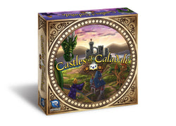Castles of Caladale Board Game - Macronova Games